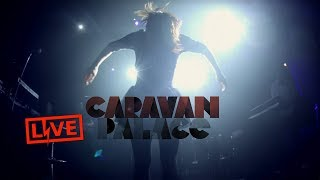 Caravan Palace - LIVE @ WHITE MINK - London - ( Official Video ) uk concert debut