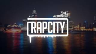 Zak Downtown - Zones