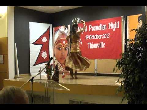 Nepal Embassy Paris,  Nepal Promotion Night 19 October 2012 Thionville, France