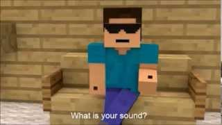 "♫ ""The Squid"" ♫ - A Minecraft Parody of ""What Does The Fox Say"" originally by Ylvis"