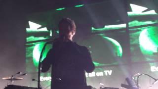 Massive Attack - Karmacoma @ Greek Theatre