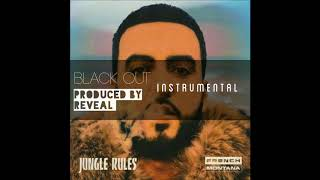 French Montana - Black Out ft. Young Thug Instrumental (prod. by reveal)