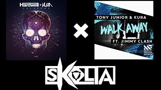Hardwell vs. KURA vs. Tony Junior feat. Jimmy Clash - Calavera vs. Walk Away (SKOLIA Mashup)