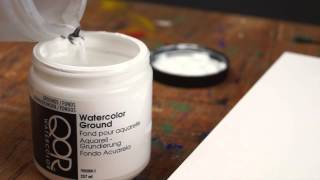 Watercolor Ground from QoR