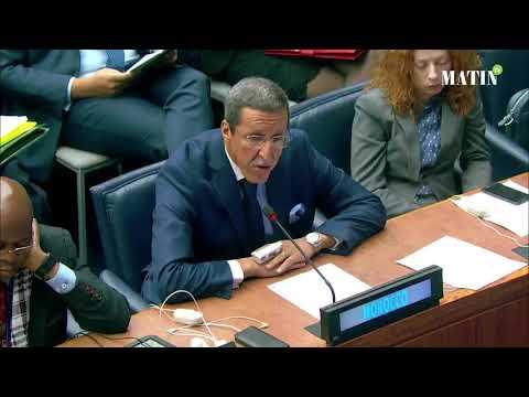 Video : Voici pourquoi la 4e Commission doit se dessaisir de la question du Sahara marocain