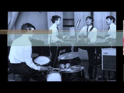 September In The Rain En Espanol de The Beatles Letra y Video