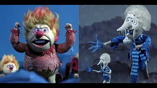 The Miser Brothers Introduction - The Year Without Santa Claus width=