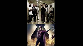 "Mashup - ""Fight Music"" by D12 vs ""Magneto Theme"" by Henry Jackman"