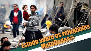 MultiDados® fieldwork and marketing research -  Estudo sobre o acolhimento de refugiados em Portugal