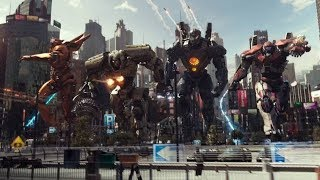 pacific rim uprising - in the end (linkin park)