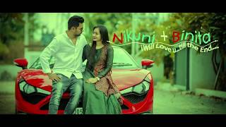 Nikunj & Binita - Love begins in a moment