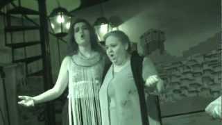 Portuguese folk singing and dancing