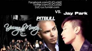 Bedrock Bestie (DJ C-Lo Mash-Up) - Young Money & Pitbull vs Jay Park
