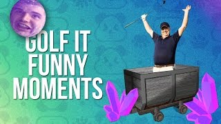 The Hole in One That Never Was - GOLF IT MINI GOLF FUNNY MOMENTS