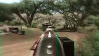 Silent Shotgun in Far Cry 2
