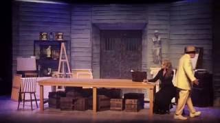 """Fragmento de la obra de teatro """"Un Picasso"""" con Gaby Spanic"""