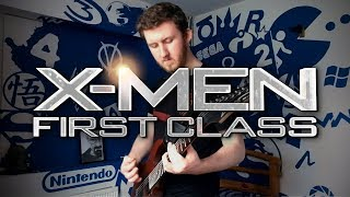 X Men: First Class - Frankenstein's Monster on Guitar