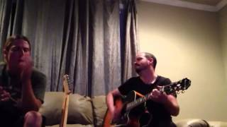 Mike O'Phee - Never Too Far Away (Acoustic w/ Luc Michaud)