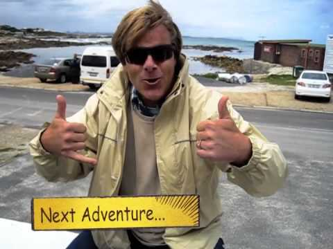 2Day with J&J: South African Adventure: Shark Attack and Prison