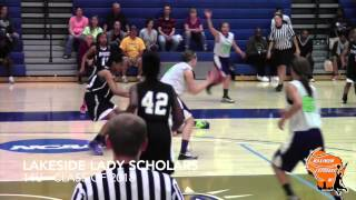 Milwaukee Lakeside Lady Scholars 8th Grade Championship Sunday Team Mixtape feat. 2018 Marleah Drake
