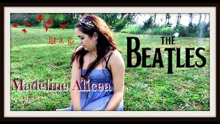 Let it be- Madeline Alicea Ft. Akinoboa (Reggae Version Cover)