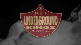B.B. & The Underground Kingz - The Trill Is Gone (Official Teaser Video)