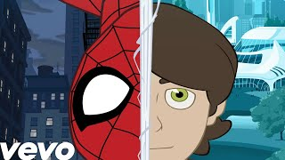 Marvel's Spider-Man - I'il Be Gone - Linkin Park ( Official Music Video )