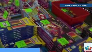 Últimos días de la Feria de Útiles Escolares en la CDMX Video