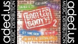 Southern Playas x Kid Money x L.A. Sno Dirty South Bass - Bootleg Booty 2 (1998)