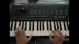 Maná - el muelle de san blas piano tutorial intro
