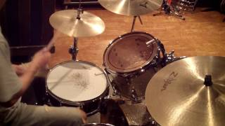 Cozy Powell Drum Intro ( Rainbow - Stargazer ) - Drum Lesson #269