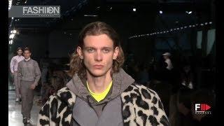 MSGM Fall 2019 2020 Menswear Milan - Fashion Channel