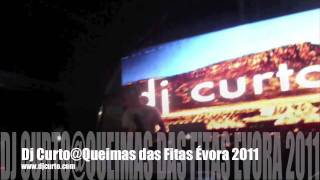 DJ Curto@Queima das Fitas Évora 2011