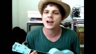 Paulinho Moska - Pensando em você cover ukulele