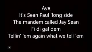 Jay Sean  ft Sean Paul  -make my love go 👌🏻😉