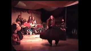 Aywah! at the 'Mill - Mira dancing Dervish   - 2000
