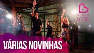 Léo Santana - Várias Novinhas - Lore Improta | Coreografia