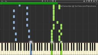 Pitbull - Feel This Moment (Piano Cover) ft. Christina Aguilera by LittleTranscriber