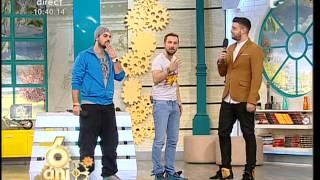 """Speak, Raluka si DOC lansează single-ul """"Lasă-mă-mi place"""""""