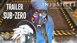 INJUSTICE 2 - Apresentando: Sub-Zero