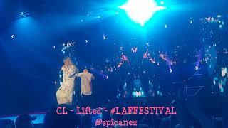 [HD Fancam] CL - Lifted #Laffestival Jakarta 2018