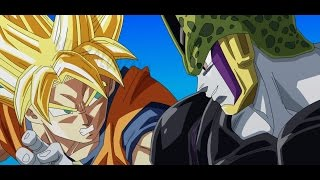 Goku Vs Cell {AMV} Sick Of It