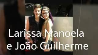 Fugir Agora Larissa Manoela & João Guilherme( Letra )