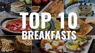 Easy 10 Breakfast Recipes