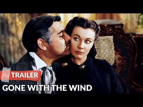 Gone With The Wind 1939 Trailer HD | Clark Gable | Vivien Leigh