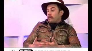 Telerural - Entrevista com Gaspar Formidável
