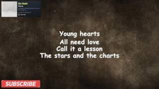 The xx - On Hold Lyrics / Lyrics Video