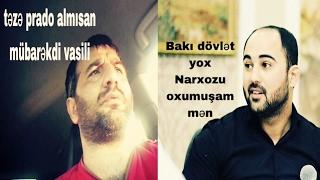 Bakı Dövlət Narxoz söhbəti / muzikalni meyxana 2017