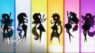 """MLP: Equestria Girls - Rainbow Rocks - """"Shine Like Rainbows"""" Music Video"""