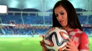 World Cup song FIFA 2014 - DJ NDrew Ft Marilyn - Rio Brazil (Official video)